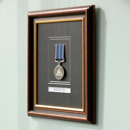 National Service Medal Frame