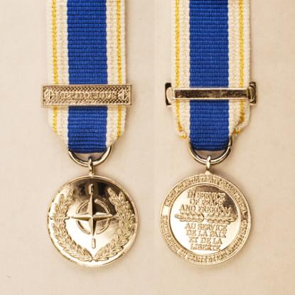 Nato Meritorious Service Medal - Mariagegironde