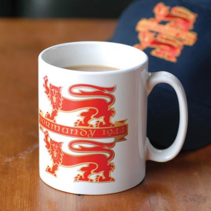 Normandy Campaign Mug