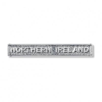 Northern Ireland Miniature Clasp