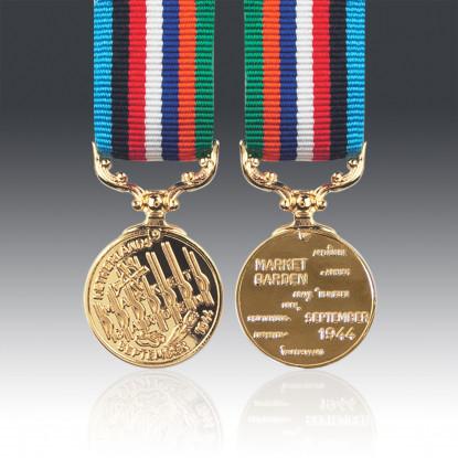 Operation Market Garden Miniature Medal