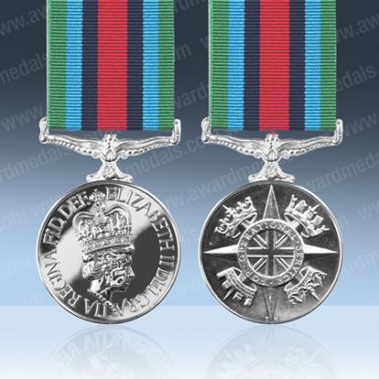 Operational Service Medal Sierra Leone