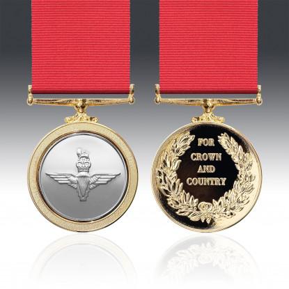 Parachute Regiment Medal