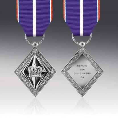Commemorative Diamond Jubilee Medal
