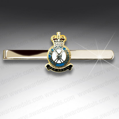 RAF Regiment Tie Slide