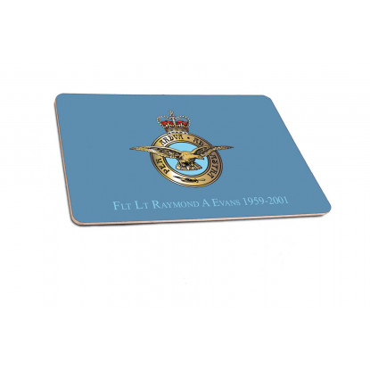 Set of 4 Personalised Placemats