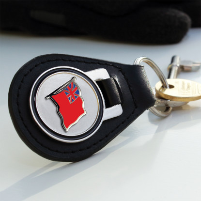 Red Ensign Key Fob