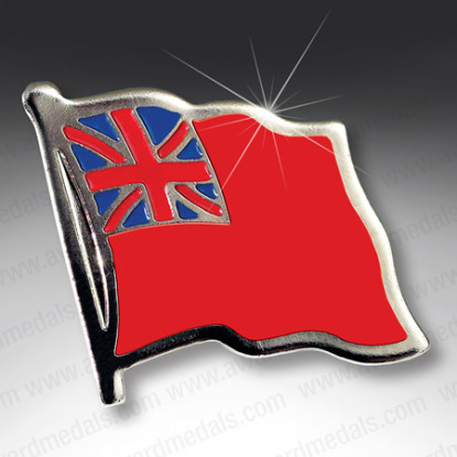 Red Ensign Lapel Badge