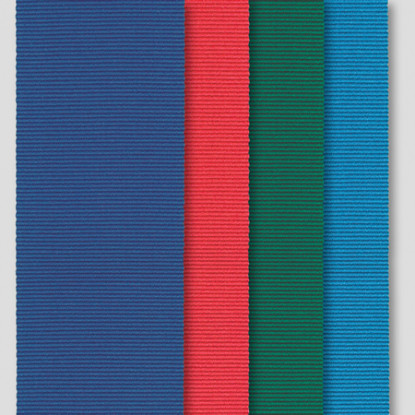 Regimental Army Medal Full Size Ribbon