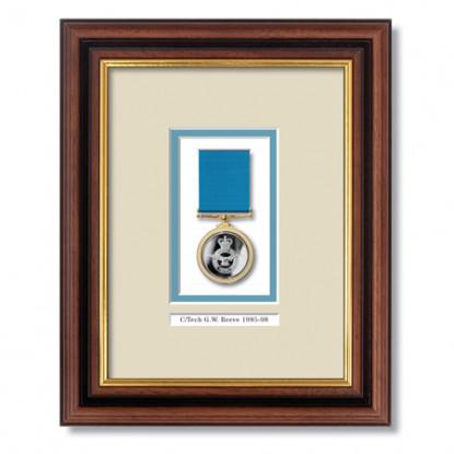 Regimental Medal Frame