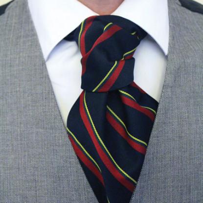 Royal Marines Military Cravat