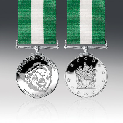 Rhodesian Independence Medal