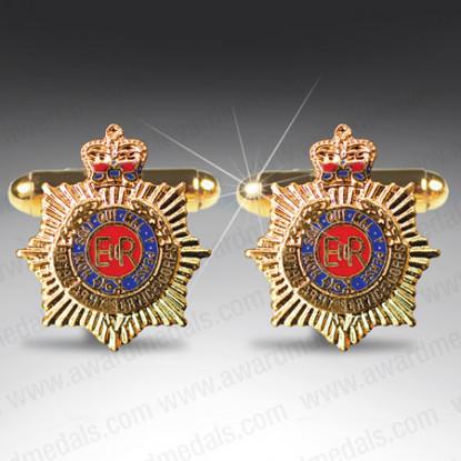 Royal Army Service Corps Cufflinks