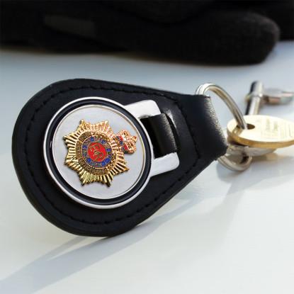 Royal Army Service Corps Key Fob