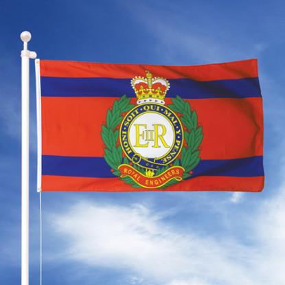 Royal Engineers Flag
