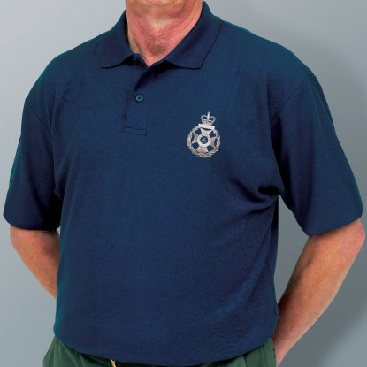 Polo Shirt - Navy Blue -