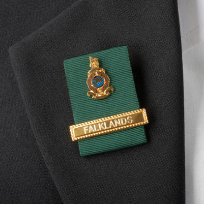 Royal Marines Lapel Badge of Pride