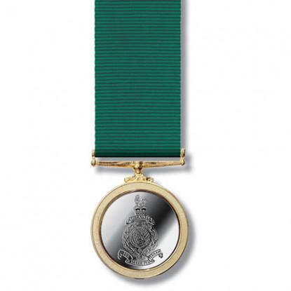 Royal Marines Miniature Medal