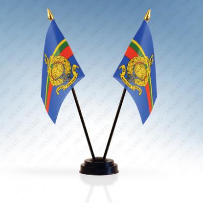 Royal Marines Double Table Flag