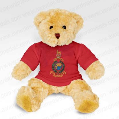 Teddy Bear With Red T-Shirt