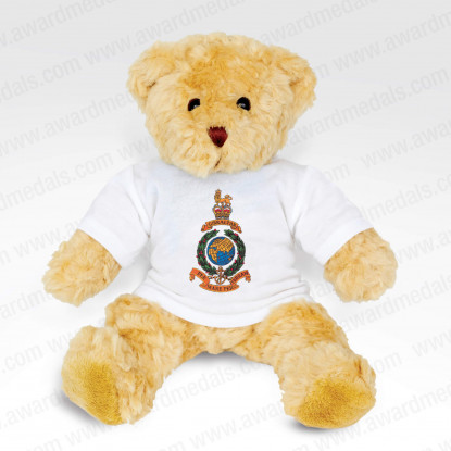 Teddy Bear with personalised White T-Shirt