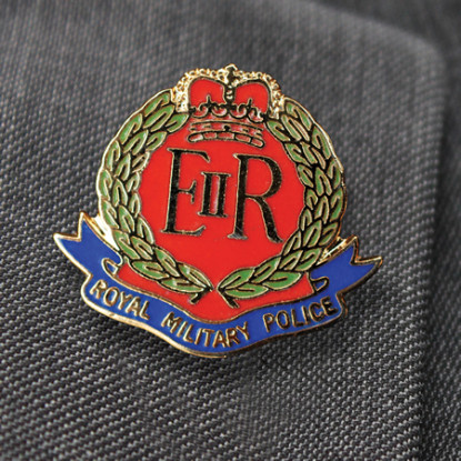 Royal Military Police Lapel Pin