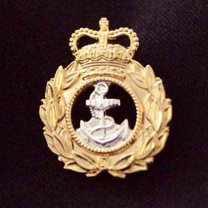 Royal Navy Chief Petty Officer Lapel Badge