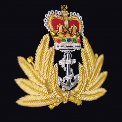 Military Blazer Badge