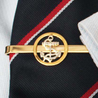 Royal Navy Junior Rates Tie Slide