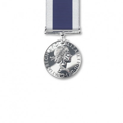Royal Navy Long Service Miniature Medal