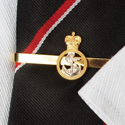 Royal Navy Petty Officer Tie Slide