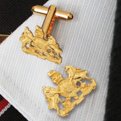 Royal Navy Warrant Officer Cufflinks