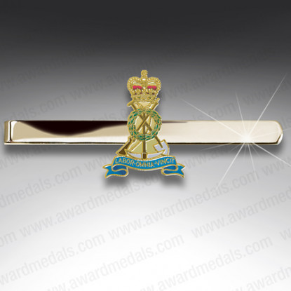 Royal Pioneer Corps Tie Slide