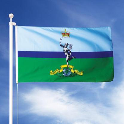 Royal Signals Flag