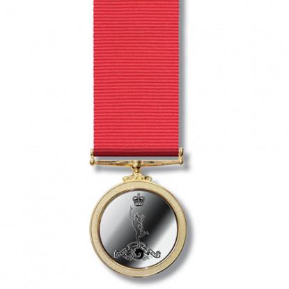 Royal Signals Miniature Medal