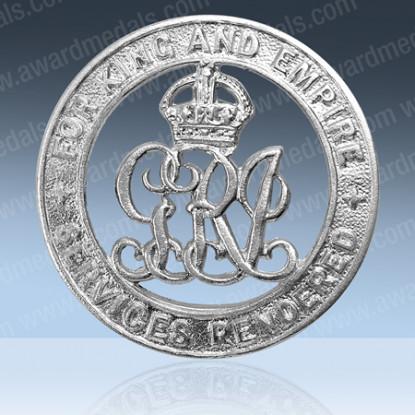 Silver War Badge