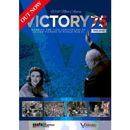 The SSAFA Victory 75 We'll Meet Again Commemorative Album