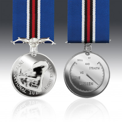 International Submarine Service Medal