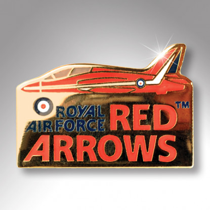 Red Arrows Core Lapel Badge