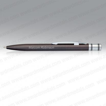 Kalyan Collection Ballpoint Pen - Gun Metal Grey Finish