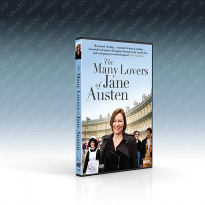 The Many Lovers of Jane Austen [DVD]