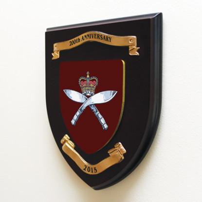 Royal Gurkha Rifles Shield