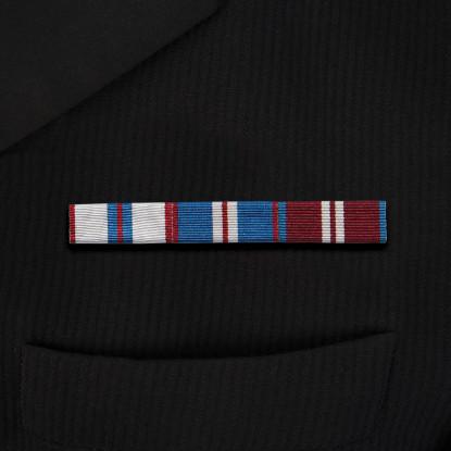 Three Sew-On Ribbon Bar