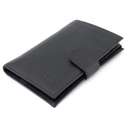 Personalised Travel Wallet with Initials