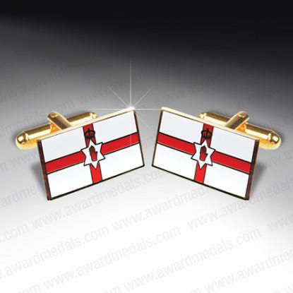 Ulster Flag Cufflinks