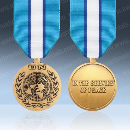 UN Cyprus UNFICYP Medal