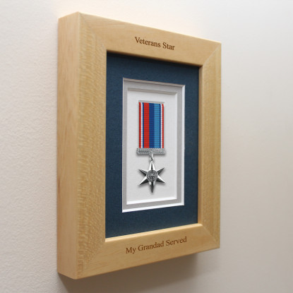 Veterans Star Medal of Pride
