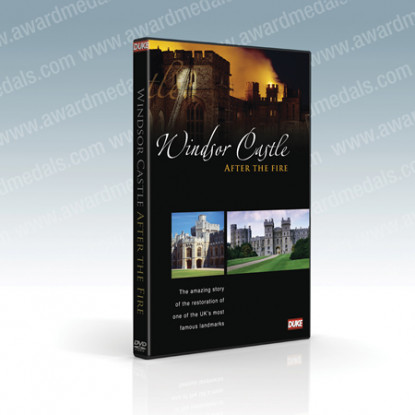 Windsor Castle After The Fire [DVD]
