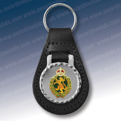 Womens Royal Army Corps Key Fob