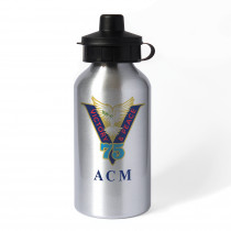 Victory & Peace 75  Aluminium Water Bottle